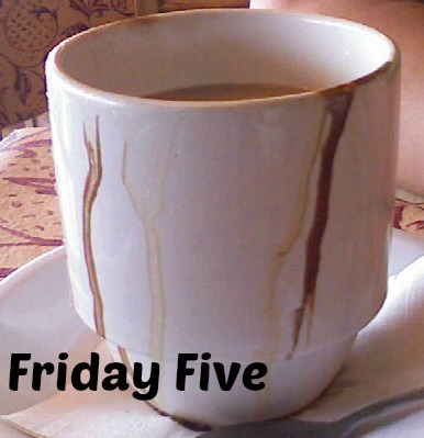 Friday Five 4